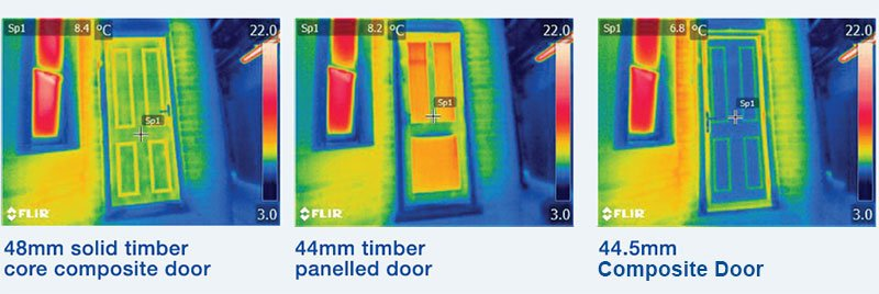 door-thermal-image
