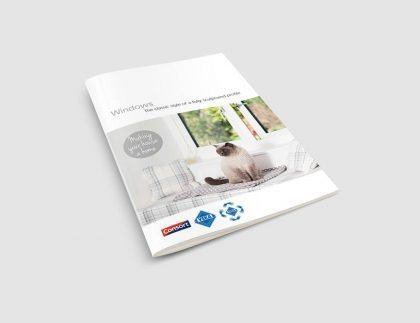 Consort Window Brochure